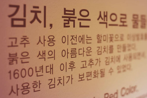 뮤지엄 김치간